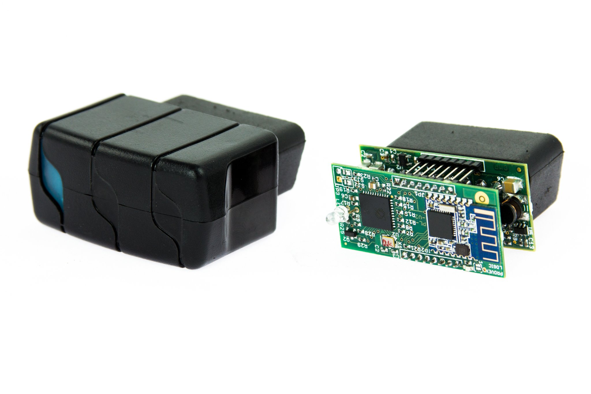 OBD2 scanner with BLE