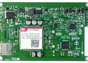 Bluetooth 5 4G LTE Gateway