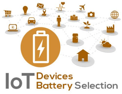 IoT Device Battery Selection