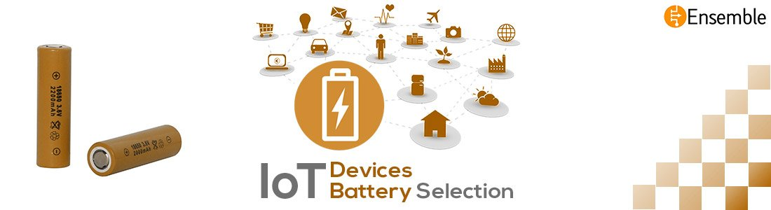 IoT device battery