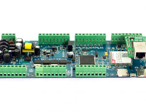 Industrial IoT Gateway Development